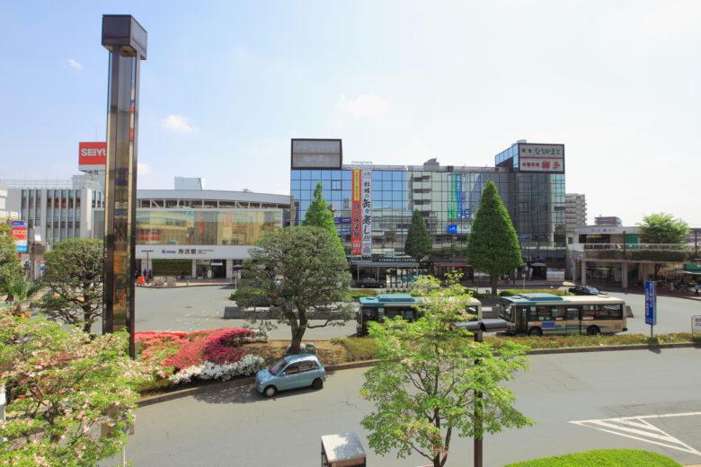 所沢市の画像