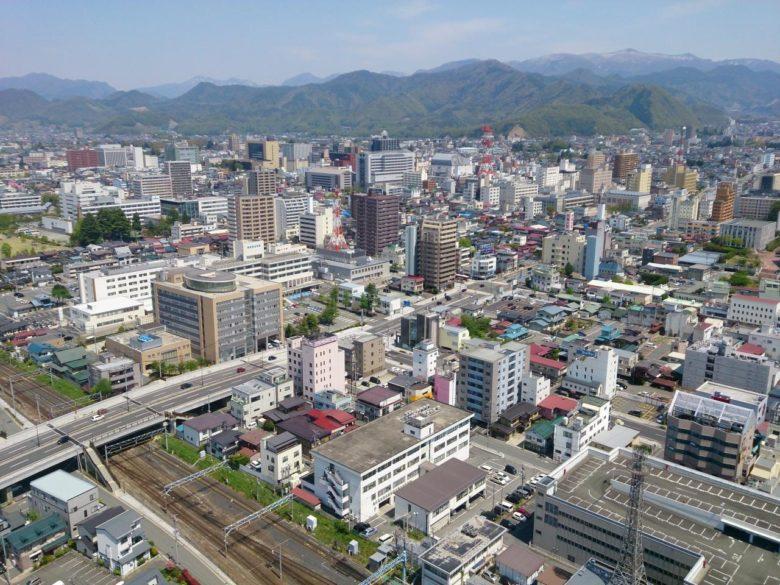 山形市の画像