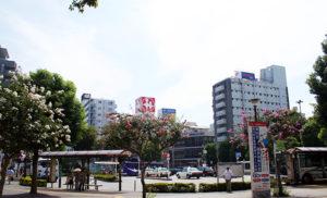 調布市の画像