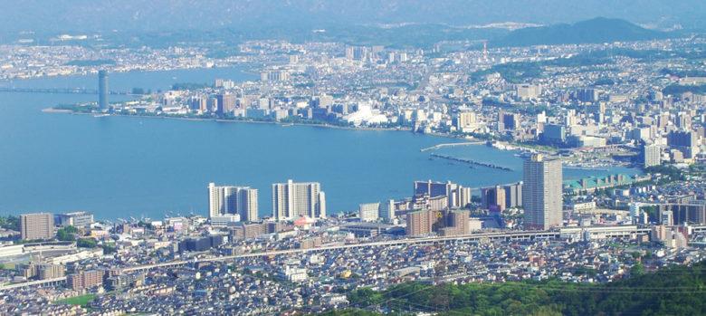草津市の画像