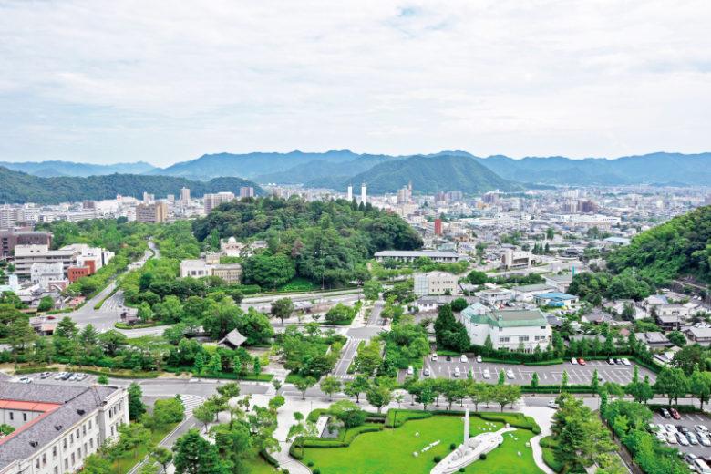 山口市の画像