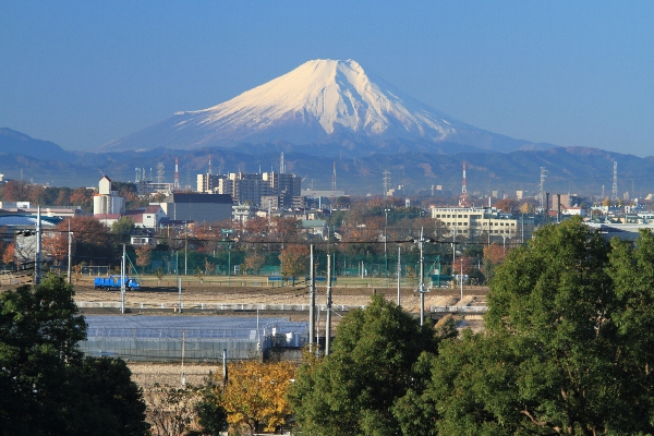 富士見市の画像